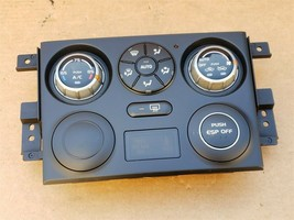 06 Suzuki Grand Vitara Air AC Heater Climate Control Panel 39510-65J23-CAT image 2