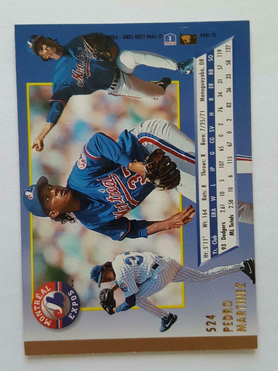 1994 Fleer Ultra + Rookie Card Lot NM Cond w/ Pat Ripp, Clint Davis, Nice Cards image 3