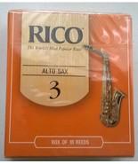 HG Rico RJA1030 Strength 3.0 Alto Saxophone Reeds - $24.99