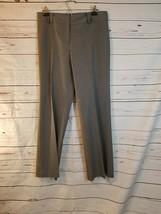Ann Taylor LOFT Gray Dress Pants Sz 8 - $18.69