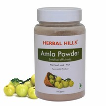 5 X Indian gooseberry amla powder 100 gm bottle free shipping stock clea... - $25.74