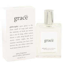 Pure Grace By Philosophy Eau De Toilette Spray 2 Oz - $40.68