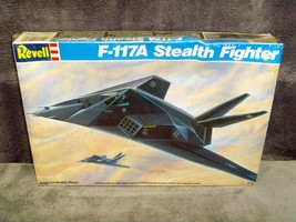 Vintage•1990•New•Sealed•Revell•F-117A Stealth Fighter•1:72 Scale•Model K... - $22.99