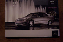 2006 mercedes c350 c280 owners sales brochure w204 - $29.99
