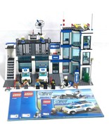 LEGO 7498 City Police Station 99.99% Complete w/ Book 2,3,4 Instructions... - $122.49