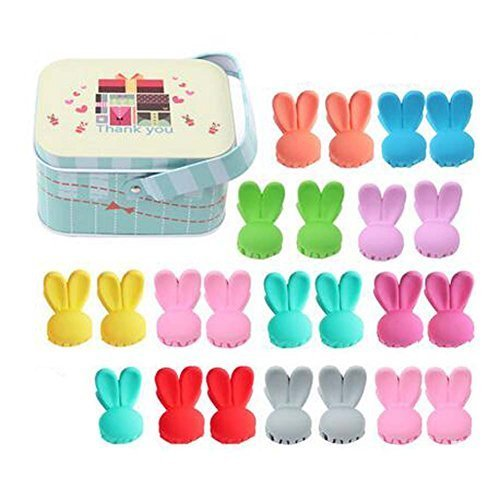 Random of Children Hairpins Lovely Hair Band and Hairpin Suit, Rabbit Clips