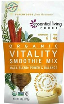 Essential Living Foods Organic Vitality Smoothie Mix 6 oz ( Pack of 6 ) - $89.09