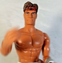 2002 Mattel MAX STEEL KARATE MASTER ELECTRONIC ANIMATED MOVING Action Figure image 3