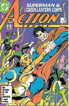 Action Comics Comic Book #589 Superman DC Comics 1987 VERY FINE NEW UNREAD - $2.99