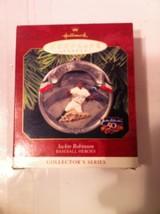 HALLMARK  JACKIE ROBINSON  CHRISTMAS ORNAMENT--1997--NEW - $3.82