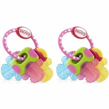 Nuby Ice Gel Teether Keys - $18.87+