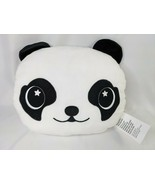 "Panda Bear Pillow Plush 10"" 2018 MSA Trading Inc - $14.95"