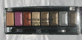 """'NEW' PROFUSION """"SEALED"""" TWINKLE-TWINKLE  Eye Shadow Kit With 8 Shades #05  - $5.94"""