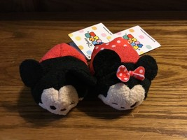 Disney tsum tsum set Mickey Mouse Minnie Mouse New - $9.49