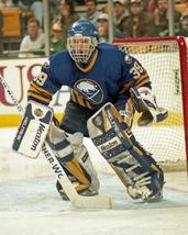 Dominik Hasek Buffalo Sabres SFOL Vintage 18X24 Color Hockey Memorabilia Photo - $35.95