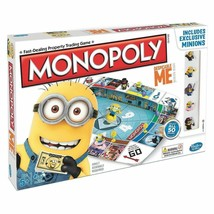 Despicable ME Monopoly The Mix/Mash Edition (Customized for FUN) - $25.00