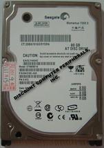 "NEW ST980821A Seagate 80GB 7200RPM IDE 44PIN 2.5"" Hard Drive Free USA Shipping"