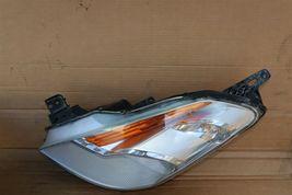 08-09 Nissan Altima 3.5 Coupe Xenon Headlight Head Light Lamps Set L&R POLISHED image 3