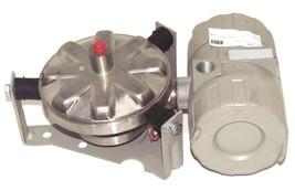 "BAILEY BC12611350 DIFF PRESSURE TRANSMITTER 6""H2O W/ 25710006IWG TRANSDUCER 9/39"