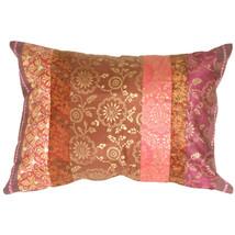 Pillow Decor - Silk Odyssey Plum Pillow - $19.95