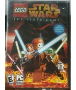 LEGO Star Wars: The Video Game (PC, 2005) - $6.27