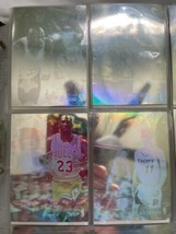 1238 NBA Basketball Card Lot Upper Deck Michael Jordan Holo Kobe Bryant image 2