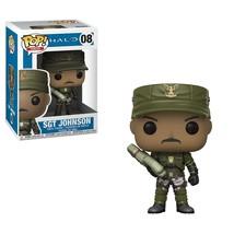 Funko POP! Games: Halo Sergeant Johnson Collectible Figure - $9.89