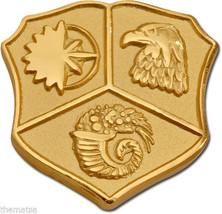 Defense Commissary Agency Deca Distinguished Civillian Service Award Pin - $22.55