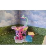 VINTAGE My Little Pony Newborn Cuties Bathtime with Cheerile  - $10.00