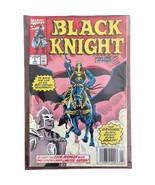 Black Knight #1 (Marvel 1990) 1st Solo Dane Whitman  Newsstand - $14.36