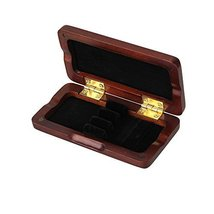 Maroon Wooden Oboe Reed Case with Smooth Surface for 3pcs Oboe Reeds(CAS... - $15.83