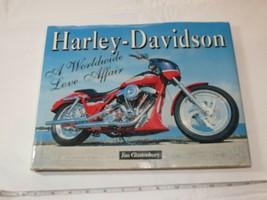 Harley-Davidson : A Love Affair by Regency House Publishing 1996 Jim Gla... - $74.56