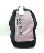 doTERRA One 2016 Global One Convention Backpack Light Purple Lavender Gray Tags - $29.88