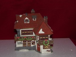 Dept 56 Dickens' Village-David Copperfield 'Mr Wickfield Solicitor' - $10.78
