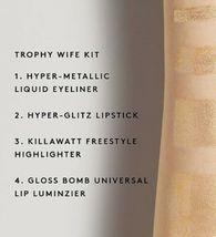 Fenty Beauty Hyper Glitz Lipstick / Multiuse Color TROPHY WIFE 1.1g image 5