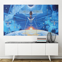 Wall Poster Art Giant Picture Print Spirit of Iridium robert mcCall 1674PB - $27.99