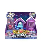 Hatchimals CollEGGtibles GLITTER SALON Playset !NEW! - Glitterize your H... - $15.50