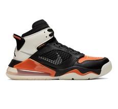 Jordan Mars 270 Black Silver Starfish Orange BQ6508 008 Grade School Shoes - $89.95