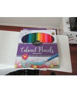 Cra-Z-Art , Colored Pencils / Sharpener , 72 Pencils - $14.85