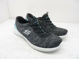 Skechers Women's Slip-On Envy - Misstep Athletic Sneakers Black/White Si... - $37.99