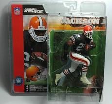 James Jackson Cleveland Browns NFL McFarlane Action Figure Series 3 Dawg Pound - $44.54