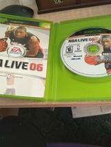MicroSoft XBox NBA Live 06 image 2