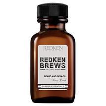 Redken Brews Beard & Skin Oil, 1.7 fl. oz. - $19.79