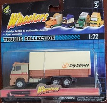Wheelers Funline Town Trucks Collection, new - $10.95