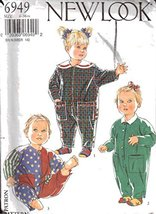 New Look Simplicity Sewing Pattern 6949 Misses' Dress, Top, Pants and Ja... - $6.71