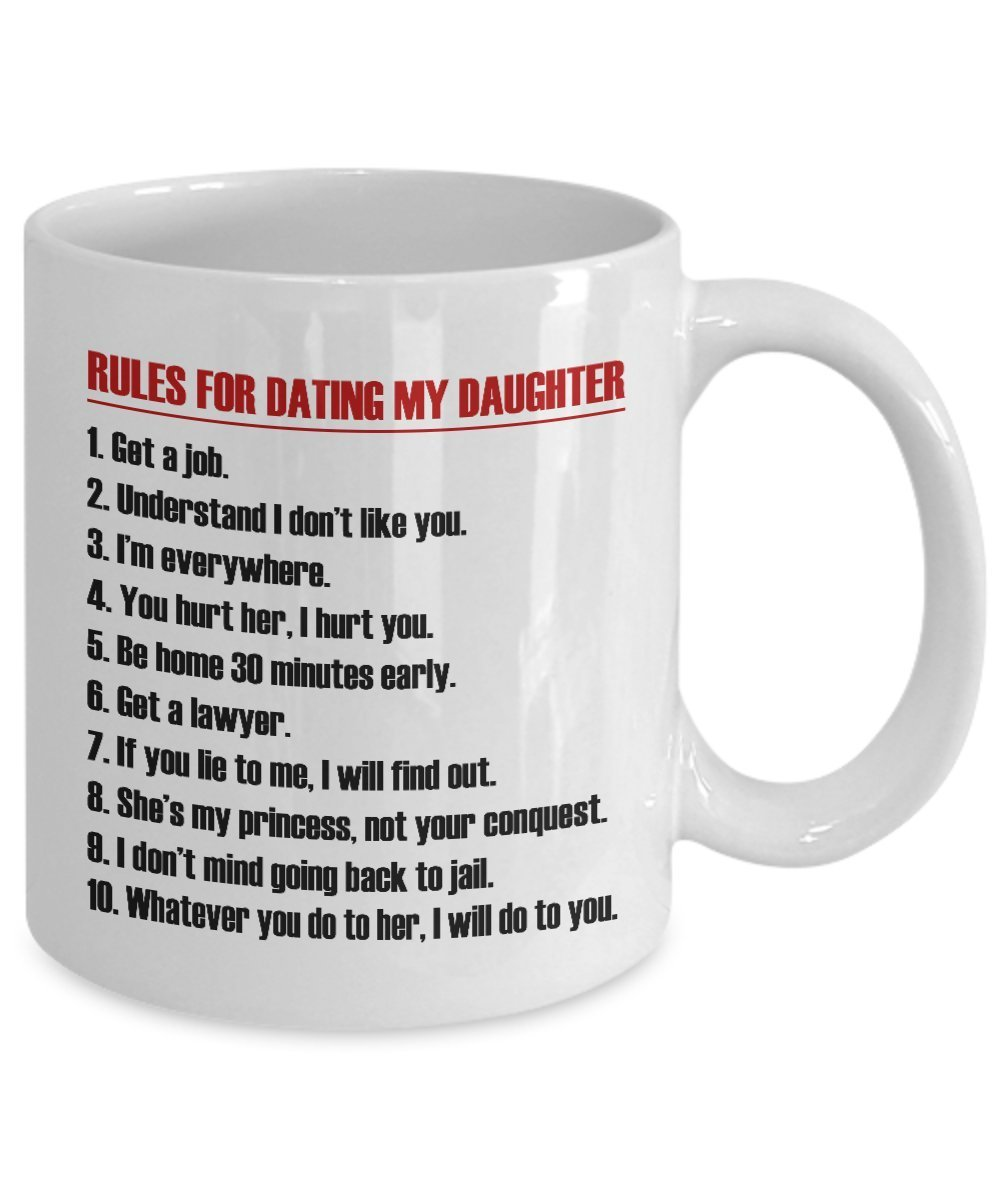 daddy ten rules of dating