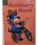 HUCKLEBERRY HOUND #5 (1960) Dell Comics VG+ - $14.84