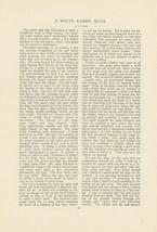 1903 Hunting White Rabbit In Pike County Pennsylvania Narrowsburg Winter - $10.00