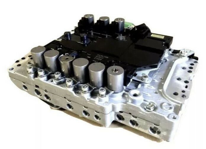 RE7R01A JR710E Complete Valve Body With Solenoids / TCM 08UP Infinity FX50