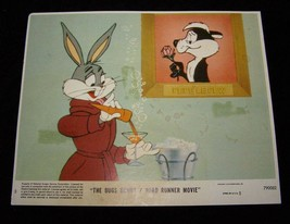 The Bugs Bunny Road runner Movie Pepe Le Pew Promo Photo - $14.99